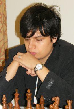 Turniersieger Viktor Erdös