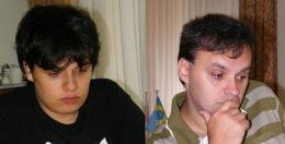 Viktor Erdös, Andrej Maksimenko
